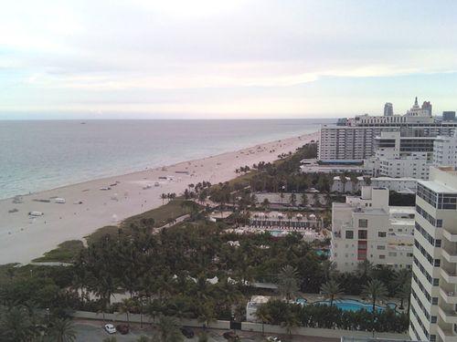 Beach-dusk