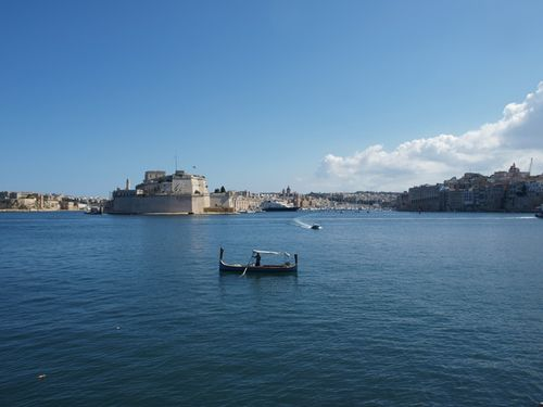 Malta-harbor