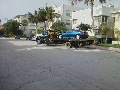 Car-on-truck