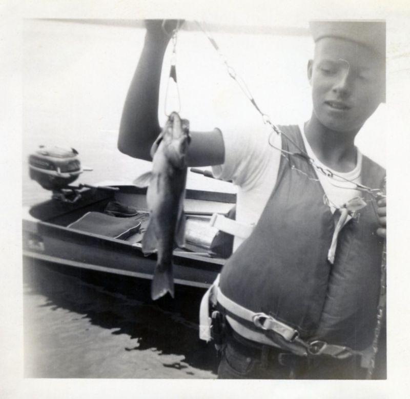 Skip-and-fish